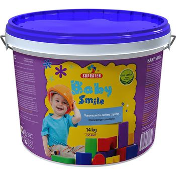Supraten Краска для детских комнат Baby Smile 14кг
