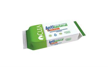 купить Влажные салфетки антибактериальные Clea 72 шт в Кишинёве