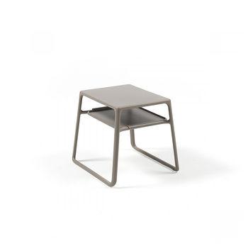 Столик Nardi POP TORTORA 40048.10.000 (Столик для сада лежака террасы балкон)
