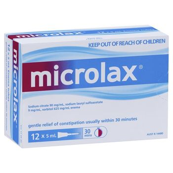купить Microlax sol.rect 5ml N12 (0 luni+) в Кишинёве