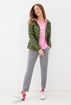 Куртка TOM TAILOR Зеленый