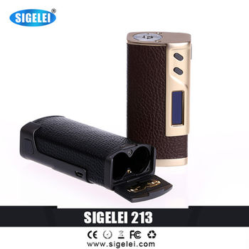 купить Sigelei 213 kit в Кишинёве