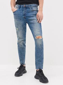 Pantaloni HOUSE Albastru zv649