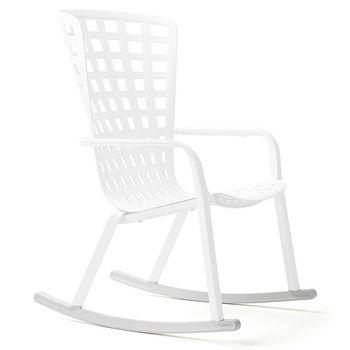 Комплект полозьев для кресла-качалки Kit Nardi FOLIO ROCKING BIANCO 40298.00.000 (Комплект полозьев для кресла-качалки)
