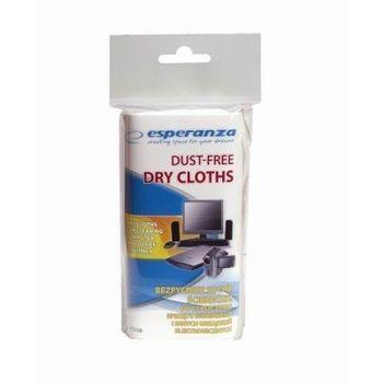 Esperanza Dust free dry cloths 24 pcs. (ES ES108)
