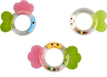 купить Canapol прорезыватель Прозрачное кольцо в Кишинёве