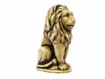 купить лев золотистый (h= 90cm) в Кишинёве