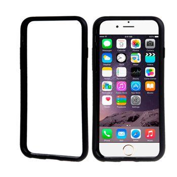 Бампер матовый для iPhone 6 черный