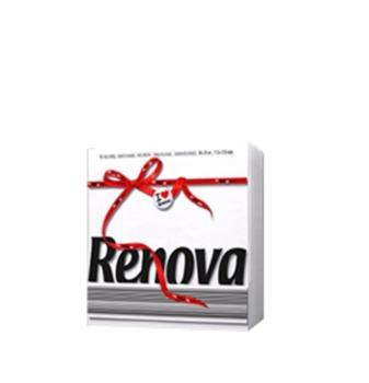 купить Renova Red Label Белые сервировочные салфетки (70) 8000352 в Кишинёве