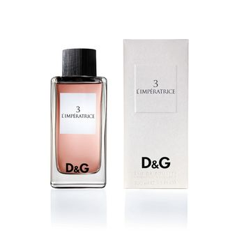 DOLCE&GABBANA 3 L'IMPERATRICE EDT 100 ml
