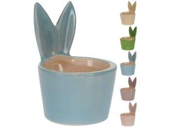 """Подставка для яйца """"Ушки кролика"""" 7.5cm, керамика"""