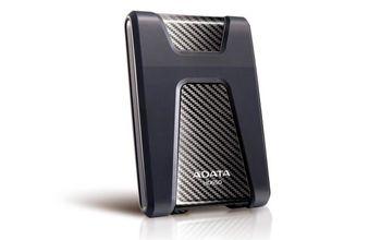 "cumpără 2.0TB (USB3.1) 2.5"" ADATA HD650 Anti-Shock External Hard Drive, Black (AHD650-2TU31-CBK) în Chișinău"