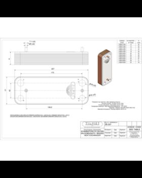 купить пластинчатый вторичный  теплообменник Unical,Nova florida Pictor dual в Кишинёве