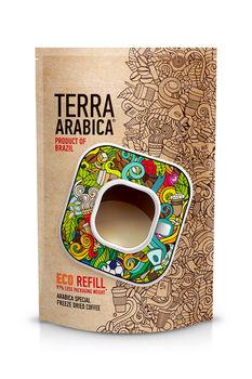 Terra Arabica Product of Brazil 75gr