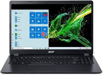 купить Laptop ACER Aspire A315-57G Charcoal Black (NX.HZREU.00A)(i3-1005G1 8Gb 256Gb) в Кишинёве