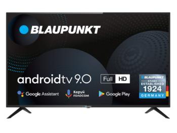 """43"""" TV Blaupunkt 43FE265, Black (SMART TV)"""