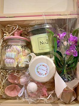 """купить Подарочный набор """"Pink Box"""" в Кишинёве"""