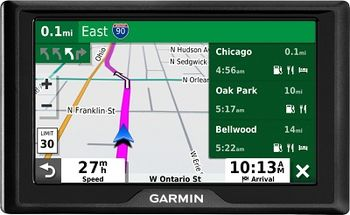 "GARMIN Drive 52 & Traffic, Licence map Europe+Moldova, 5.0"" LCD (480*272), MicroSD, Garmin Guidance 2.0, Junction view, Lane assist, Foursquare POIs, sat-nav with live traffic, Speaks street names, Trip planner, Battery life up to 1 hours, 170g"