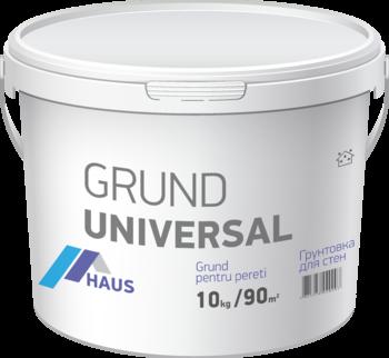 Грунтовка для стен Haus 3 кг