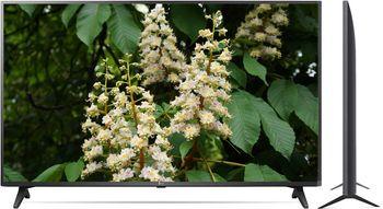 "60"" LED TV LG 60UP77006LB, Black (3840x2160 UHD, SMART TV, DVB-T2/C/S2)"