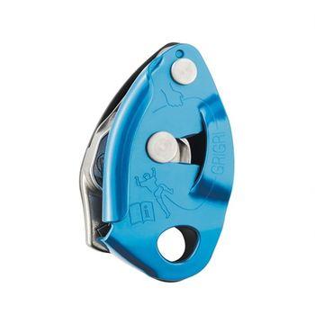 купить Страховочно-спусковое устройство Petzl GriGri New, 8,5 (8,9) -11,0  mm, D014BA в Кишинёве