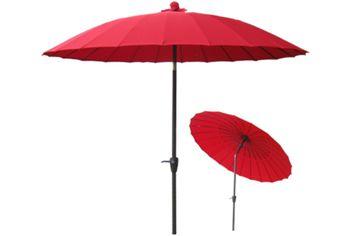 Зонт для террасы D2.5m, нога со сгибом