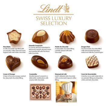 купить Швейцарский шоколад Lindt Luxury Selection , 230 гр. в Кишинёве