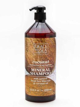 купить DSC26 Шампунь с минералами Мертвого моря и кокосовым маслом 1000мл 0891 в Кишинёве