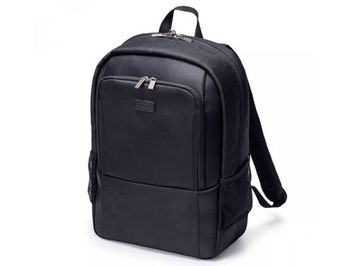 "Dicota D30913 Backpack BASE 15""-17.3"", Lightweight notebook backpack with protective function and storage room, Black (rucsac laptop/рюкзак для ноутбука)"