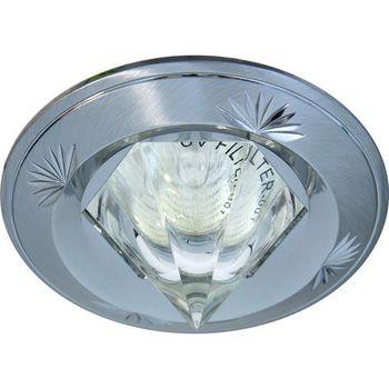 Feron Встраиваемый светильник DL2012 MR-16 хром