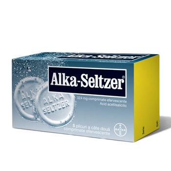 cumpără Alka Seltzer 324mg comp. eff. N10 în Chișinău