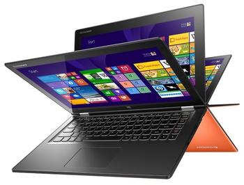 Lenovo IdeaPad Yoga 2, Orange