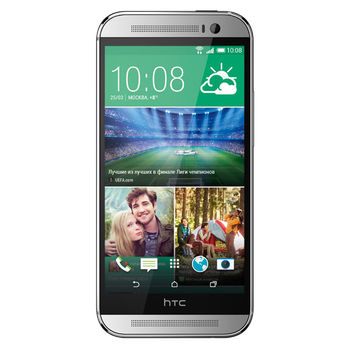 HTC One M8 16GB, Silver