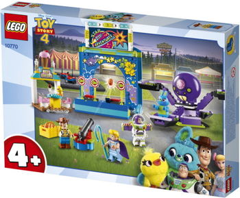 LEGO Toy Story  Parcul de distracții Buzz and Woody, art.10770