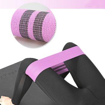 Эспандер textil 84х8 см LOOP фиолетовый (3827)
