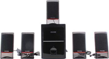 купить Microlab M-700 5.1, Black в Кишинёве