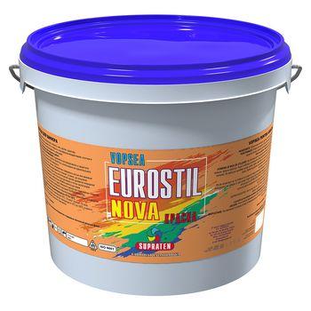 Supraten Краска Eurostil Nova Коричневая 5кг