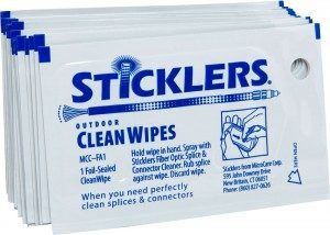 купить MicroCare Sticklers Individually Wrapped Outdoor CleanWipes (4″ x 2″, 50 wipes per box). в Кишинёве
