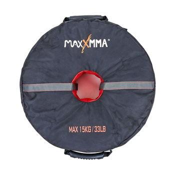Груша на растяжках напольная водоналивная с подставкой d=22 см MAXXMMA SD01KIT (5106)