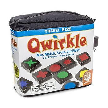 купить Cutia Настольная игра Qwirkle Travel в Кишинёве