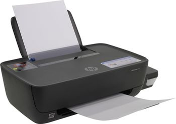 купить HP Ink Tank 115 Printer + СНПЧ, Black, up to 19ppm/15ppm black/color, up to 4800x1200 dpi, Up to 1000 pages/month, Hi-Speed USB 2.0, Black (GT51XL Black 135ml, GT52 C/M/Y 70ml) в Кишинёве
