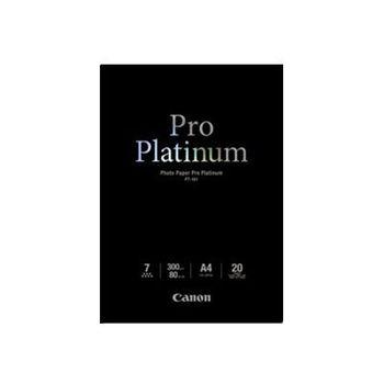 Paper Canon Photo Pro Platinum, 300g/m2, (20sheets), A4