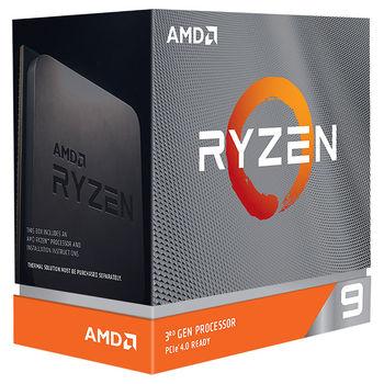 Procesor CPU AMD Ryzen 9 3950X 16-Core, 32 Threads, 3.5-4.7GHz, Unlocked, 64MB Cache, AM4, No Cooler, BOX, 100-100000051WOF