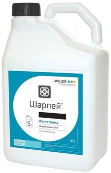 купить Шарпей - инсектицид для защиты с/х культур от широкого спектра вредителей - Август в Кишинёве