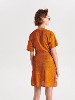 Платье CROPP Горчичный