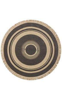 Ковёр ручной работы E-H BROOKLYN BRK 09 D.GREY