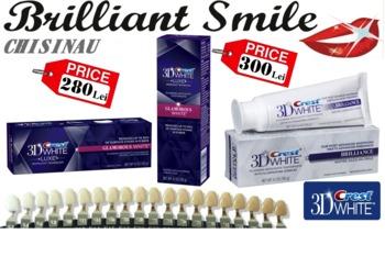 cumpără Pasta de dinți Crest 3D White - Glamorous White în Chișinău