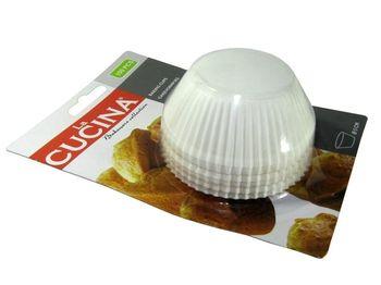 Формы для кексов бумажные Cucina 100шт, D5сm