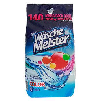 Порошок стиральный WasсheMeister 10,5kg Color