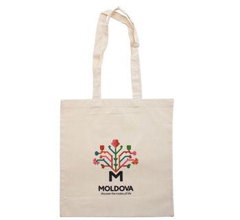 купить Эко сумка с длинными ручками – Дерево Жизни в Кишинёве
